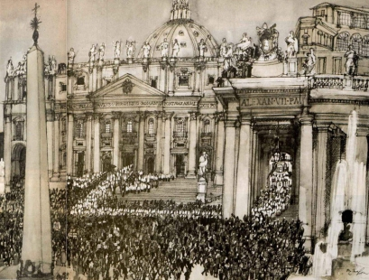 The Ecumenical Council. February 23rd, 1963.