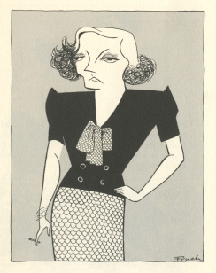 Tallulah Bankhead in Forsaking All Others.