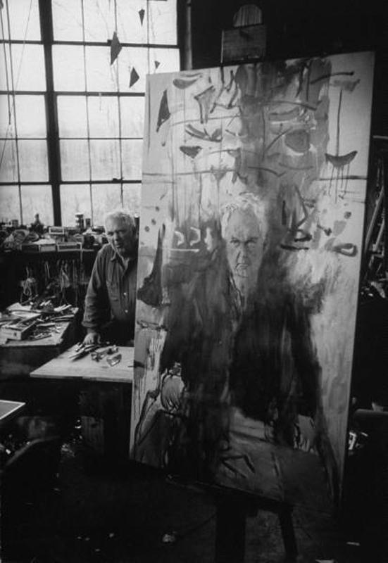 Boucheportrait-Calder